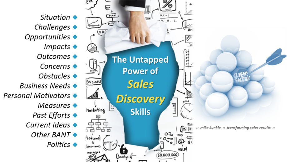 Sales Discovery Skills